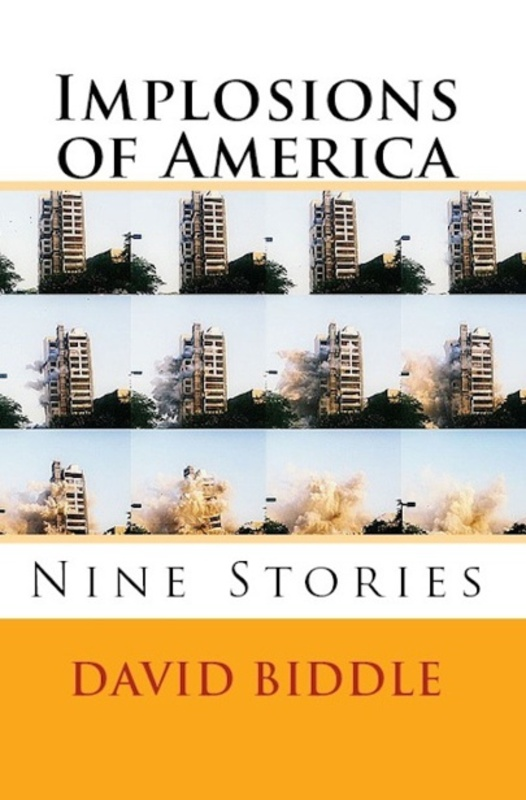 Implosions of America cover
